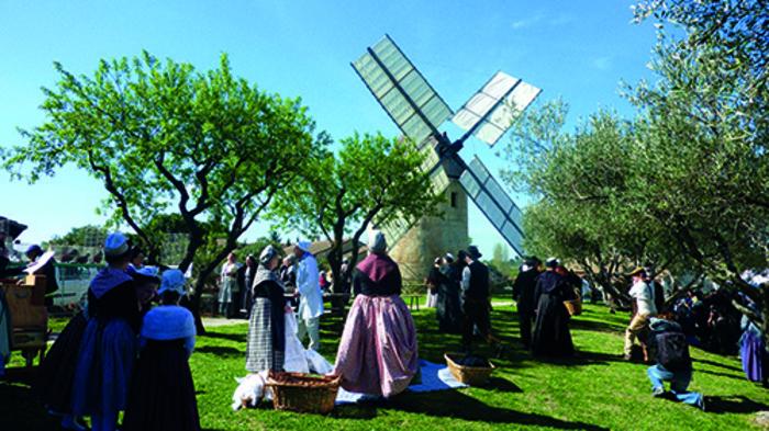 Journées du patrimoine 2019 - Visite libre des moulins et exposition
