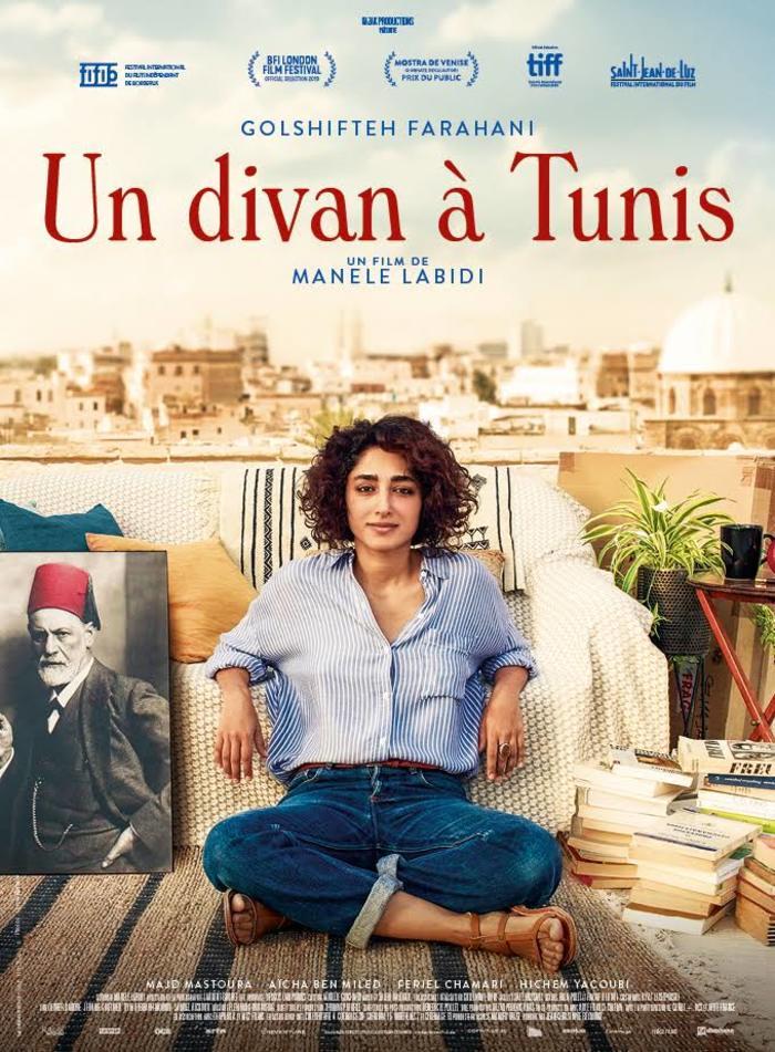 Comédie dramatique de Manele Labidi avec Golshifteh Farahani… - FRANCE/TUNISIE - 2020 - 1H28