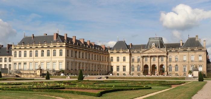 Journées du patrimoine 2019 - Découverte du château de Lunéville, château des derniers ducs de Lorraine
