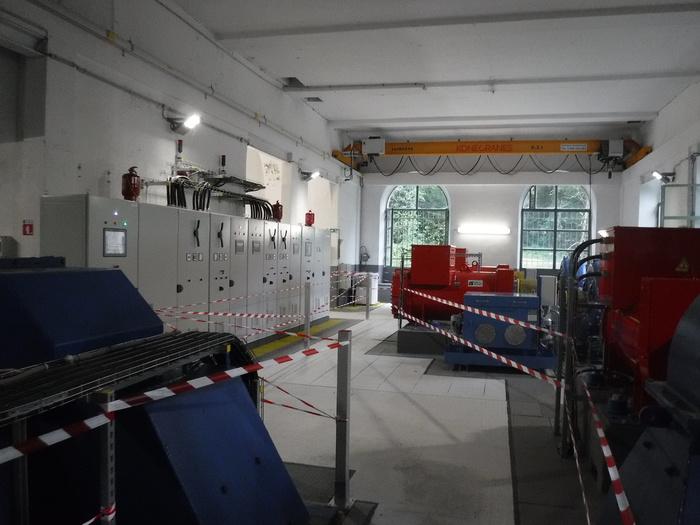 Journées du patrimoine 2019 - Visite d'une centrale hydroélectrique Alpes Hydro