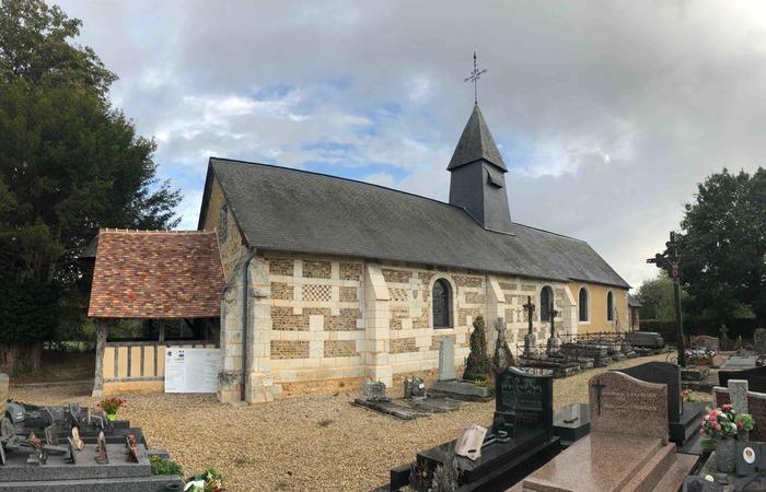 Journées du patrimoine 2020 - Visite libre de l'église Saint-Benoit