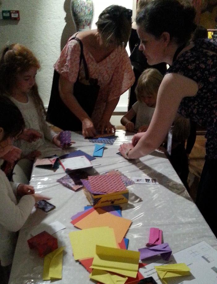 Journées du patrimoine 2020 - Atelier : Origami & Obi
