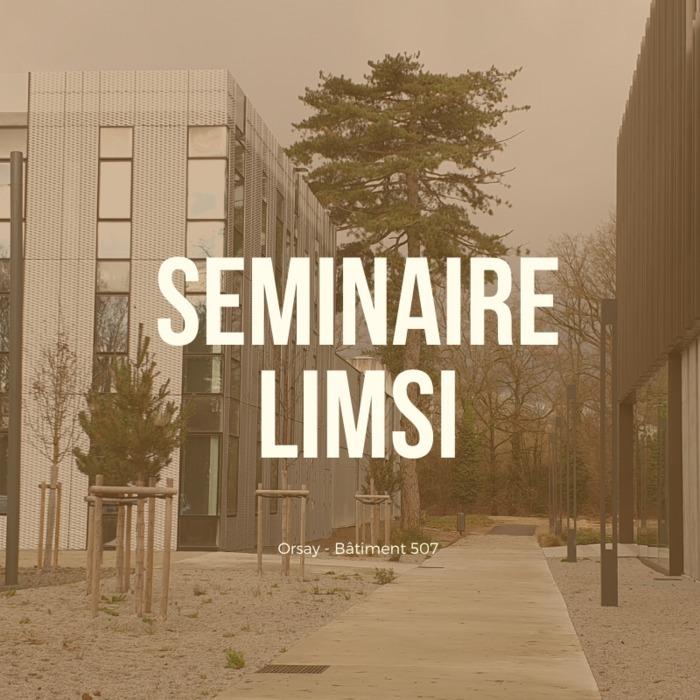 Séminaire de Jon Ander Campos (Université du Pays Basque)