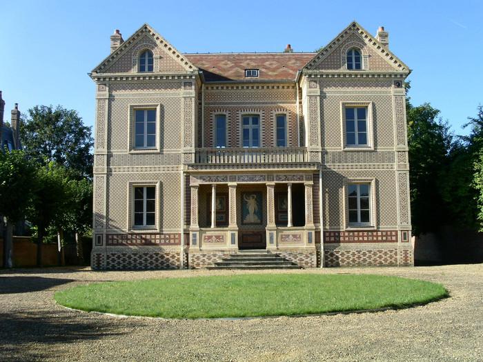 Journées du patrimoine 2020 - Visite libre des extérieurs Maison Boulenger