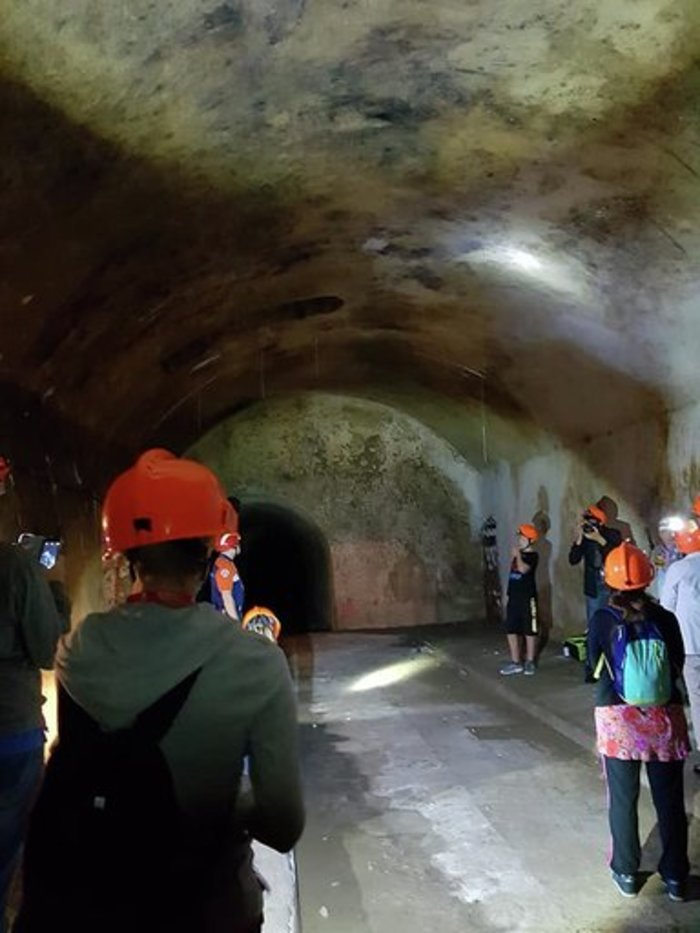 Journées du patrimoine 2019 - Visite des galeries souterraines
