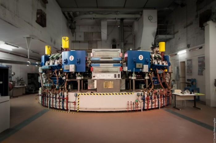 Journées du patrimoine 2019 - Sciences ACO « Musée de la lumière et de la matière » - Découverte de l'accélérateur de particules ACO