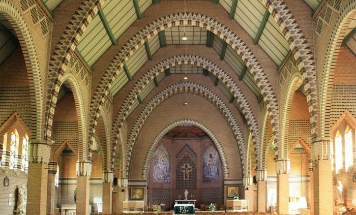 Journées du patrimoine 2019 - Visite libre de l'église Notre-Dame-des-Trévois