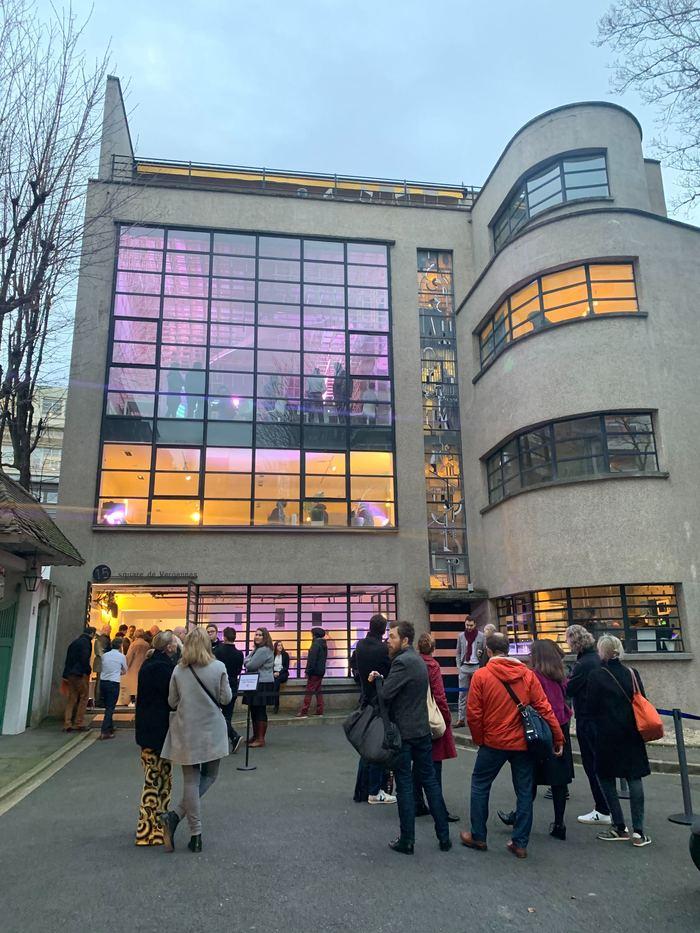 Journées du patrimoine 2020 - Visite de l'atelier Barillet : de Robert Mallet-Stevens à Matrice, un bâtiment voué à la création et à l'innovation