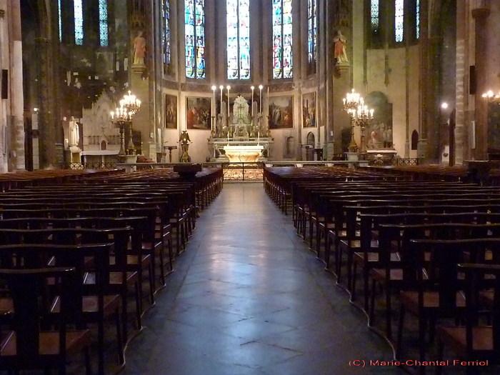 Journées du patrimoine 2020 - Visite du Trésor de l'église par Marie-Chantal Ferriol, C.D.A.O.A. Aude