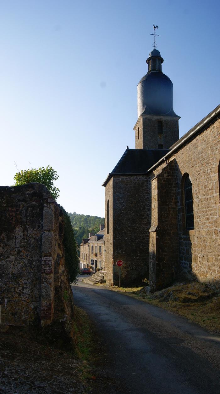 Journées du patrimoine 2019 - Visite libre de l'église St-Ouen-de-Pont-Ecrépin