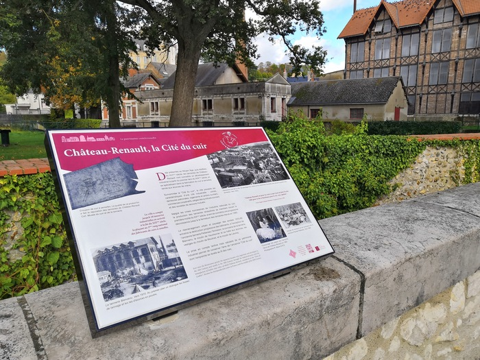 Journées du patrimoine 2020 - Circuit d'interprétation du patrimoine