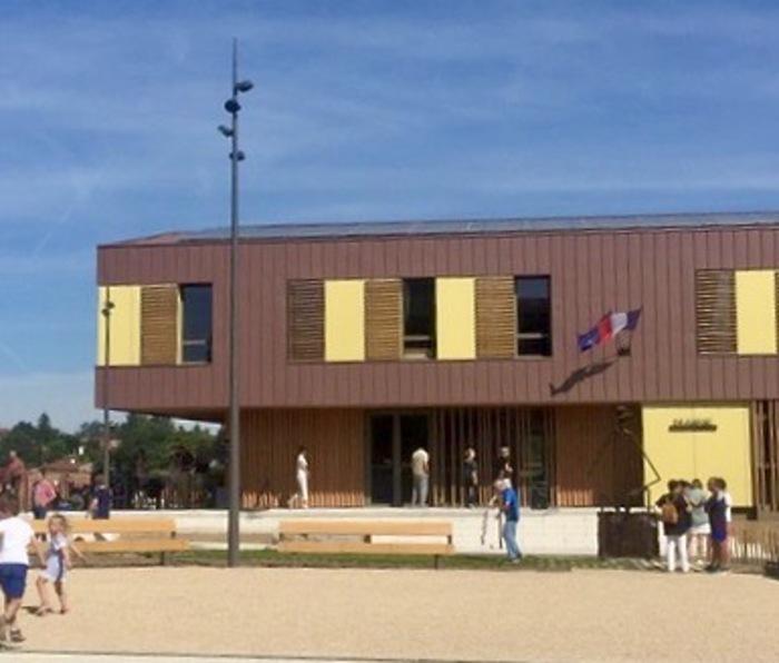 Journées du patrimoine 2020 - Visite guidée de la mairie d'Orliénas