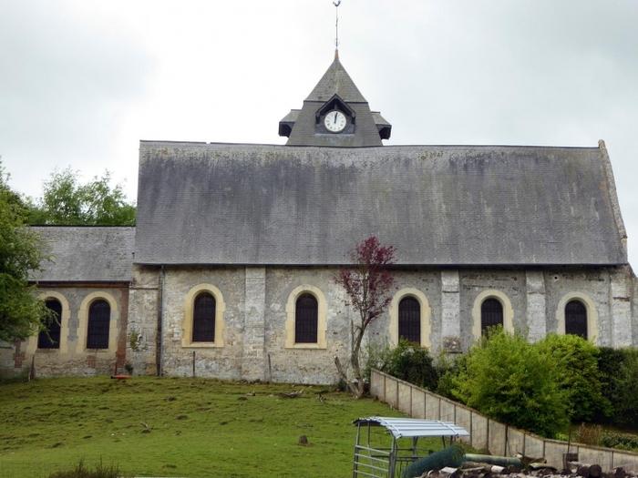 Journées du patrimoine 2019 - Visite libre à l'église Saint-Laurent