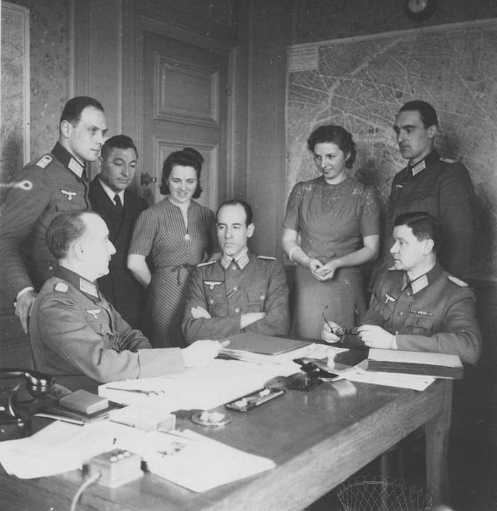 Patrimoine spolié pendant la période du nazisme (1933-1945) – Conséquences, mémoires et traces de la spoliation