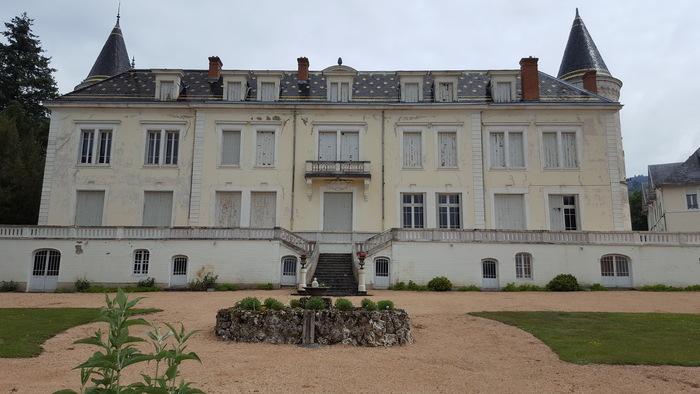 Journées du patrimoine 2020 - Visite libre du parc du château