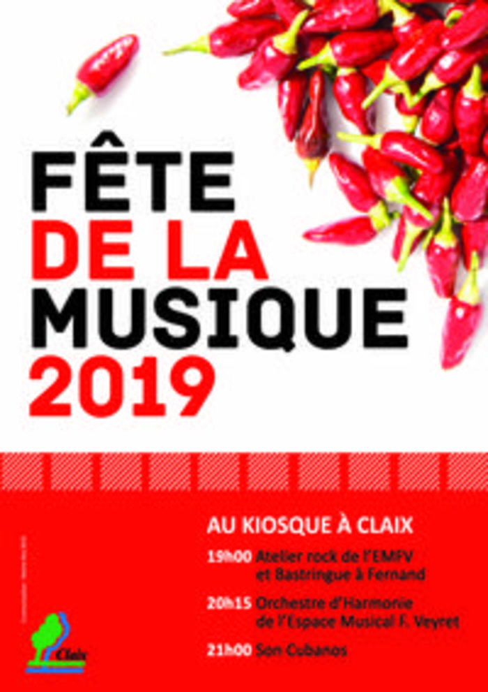 Fête de la musique 2019 - Rock / Harmonie / Son cubanos