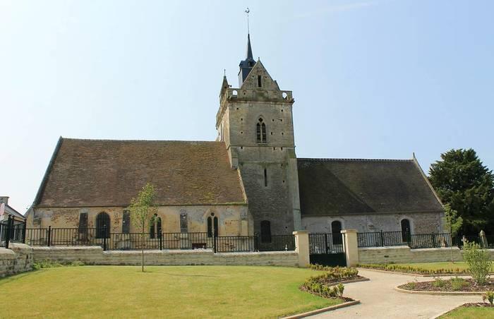 Journées du patrimoine 2019 - Visite libre de l'église Notre-Dame après sa restauration