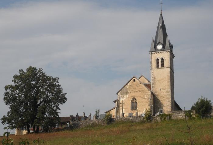 Journées du patrimoine 2020 - Visite audioguidée de l'église Saint Didier de Rignat