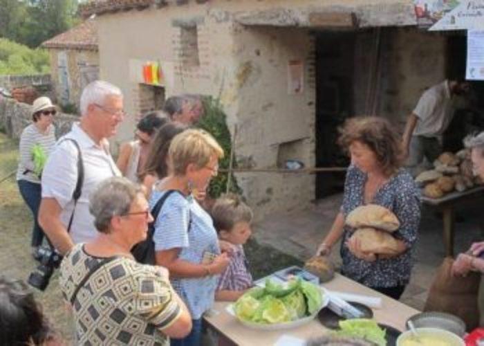 Journées du patrimoine 2020 - Atelier : fournée dans le four à pain !
