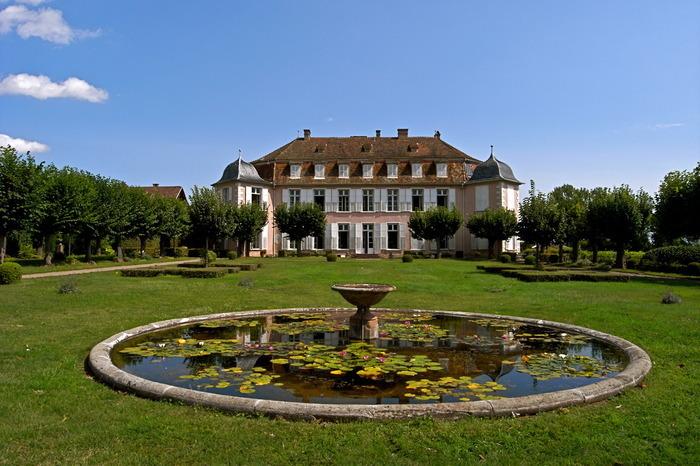 Journées du patrimoine 2019 - Visite des jardins et du parc du château de Kolbsheim
