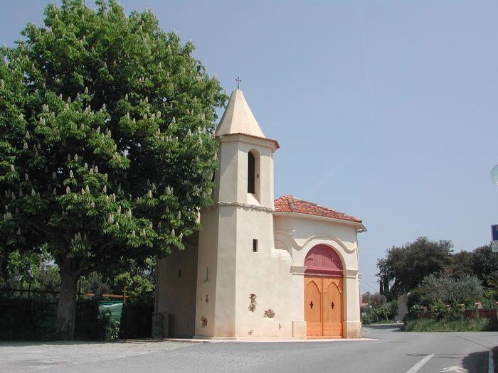 Journées du patrimoine 2019 - Visite de la Chapelle Sainte-Anne