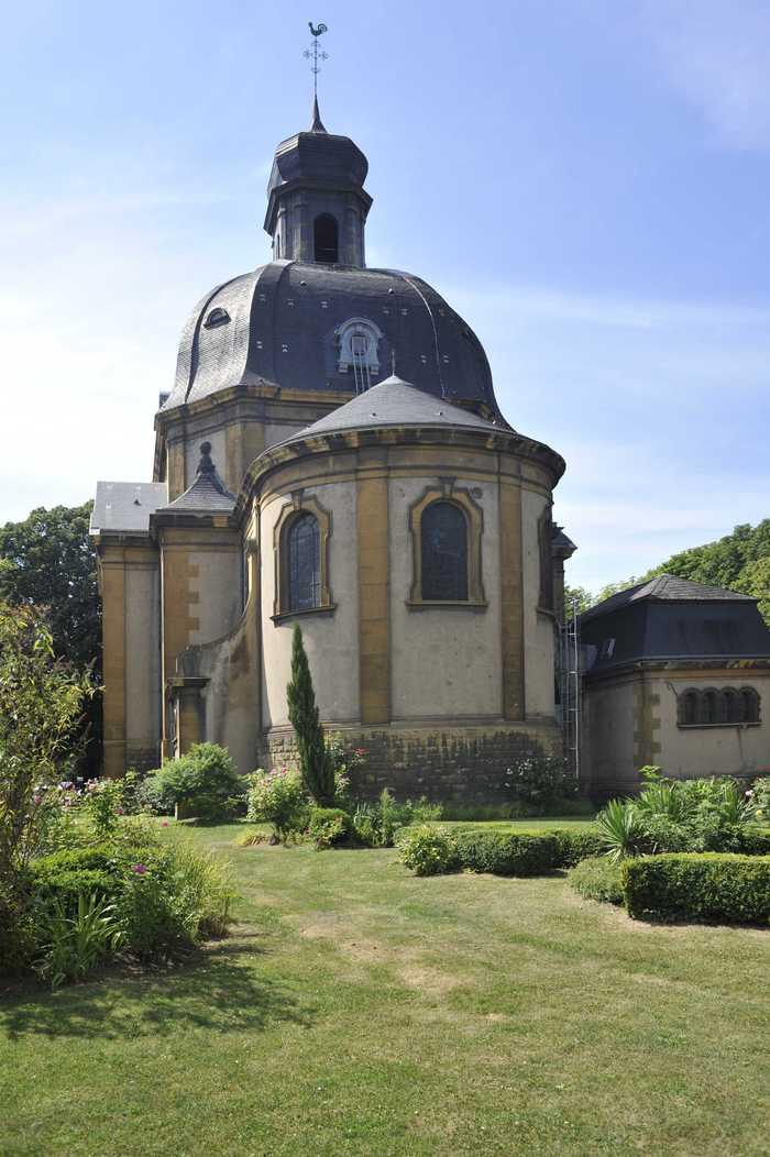 Journées du patrimoine 2020 - Découvrez la chapelle Saint-Charles Borromée du Grand Séminaire