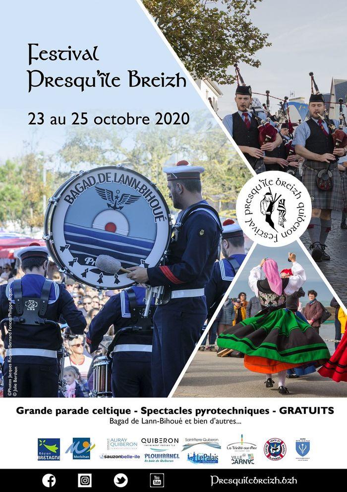 [ANNULE]  <strike>Festival Presqu'île Breizh</strike>