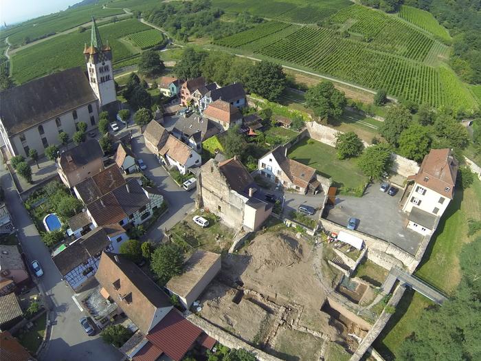 Journées du patrimoine 2020 - Découverte des trois édifices religieux baroques de Châtenois