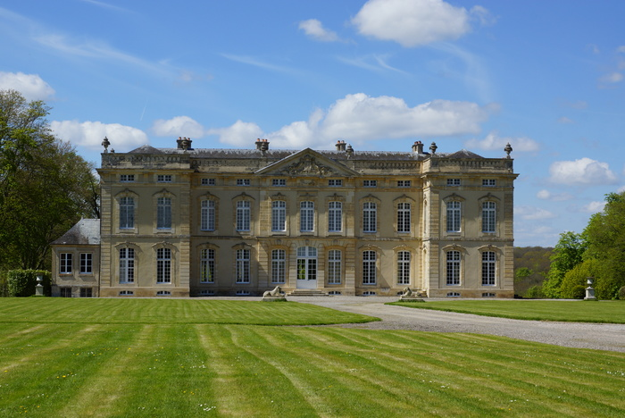 Journées du patrimoine 2019 - Visite guidée du château du Bourg Saint-Léonard