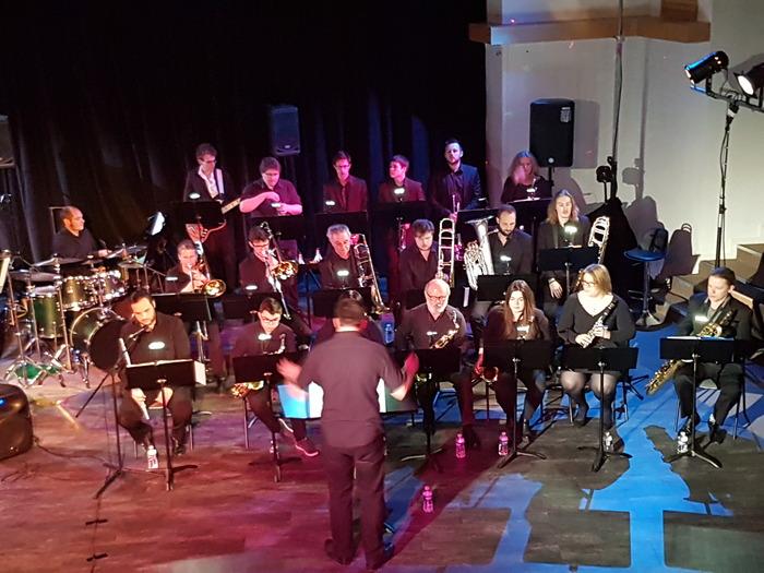 Journées du patrimoine 2019 - Concert du Laon Jazzy Big Band
