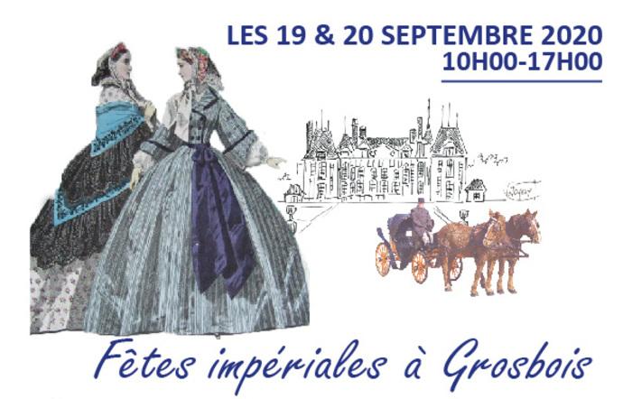 Journées du patrimoine 2020 - Fêtes Impériales