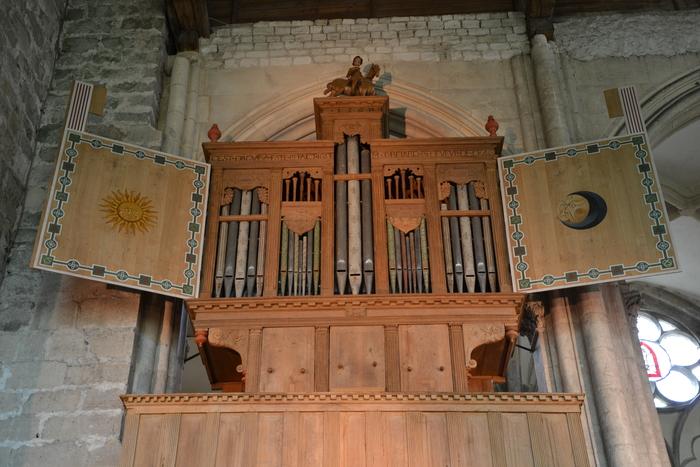 Journées du patrimoine 2019 - L'orgue Renaissance 1568