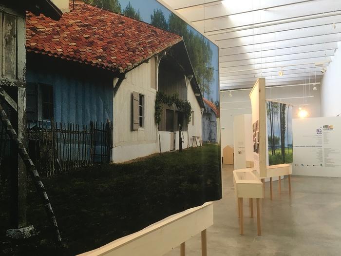"""Journées du patrimoine 2020 - Exposition : """"L'architecture de l'airial landais. Retour aux origines"""""""