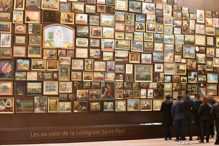 Journées du patrimoine 2020 - Les ex-voto de la collégiale Saint-Paul