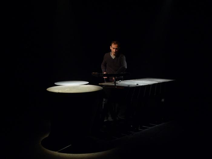 Nuit des musées 2019 -Concert exceptionnel de lithophone par l'artiste Tony Di Napoli
