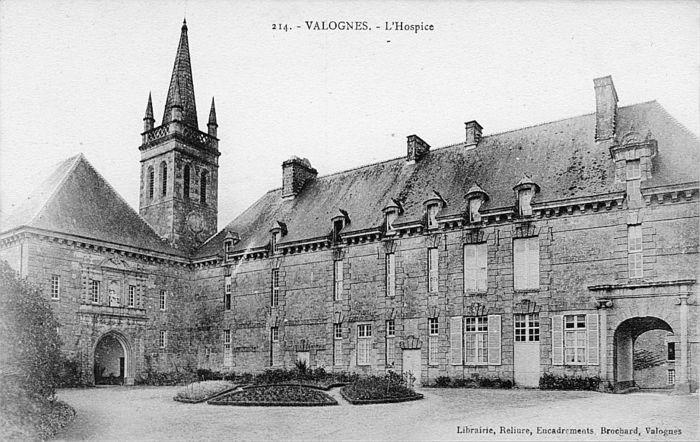 Journées du patrimoine 2019 - Visite guidée de l'ancienne abbaye bénédictine royale de Valognes