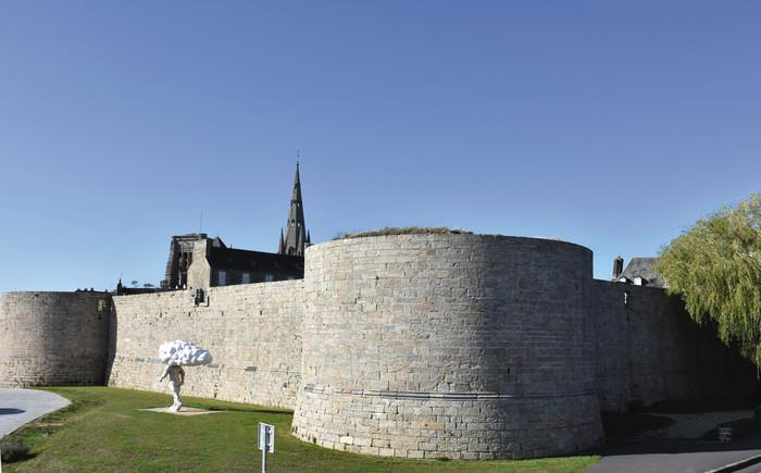 Journées du patrimoine 2020 - Visite guidée du Château de Pierre II - Guingamp