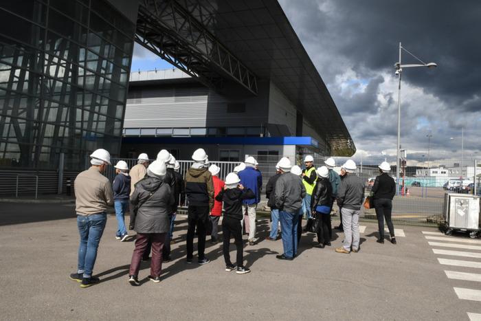 Journées du patrimoine 2019 - Visites guidée de VESTA, site des anciens chantiers navals de Normandie