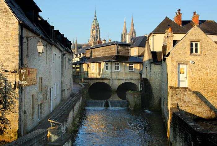 Journées du patrimoine 2019 - Visite guidée du Vieux Bayeux