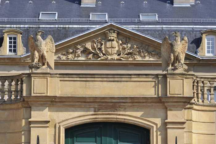 Journées du patrimoine 2019 - Visites guidées de la Préfecture de la Moselle