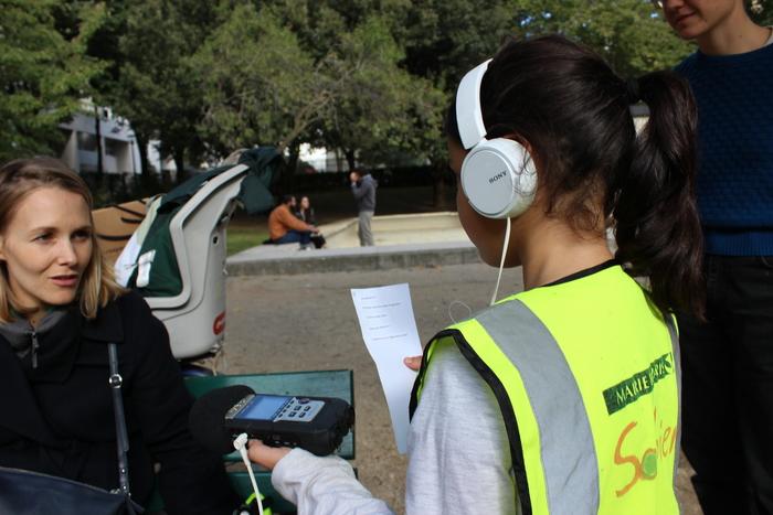 Journées du patrimoine 2020 - Balade sonore BAM