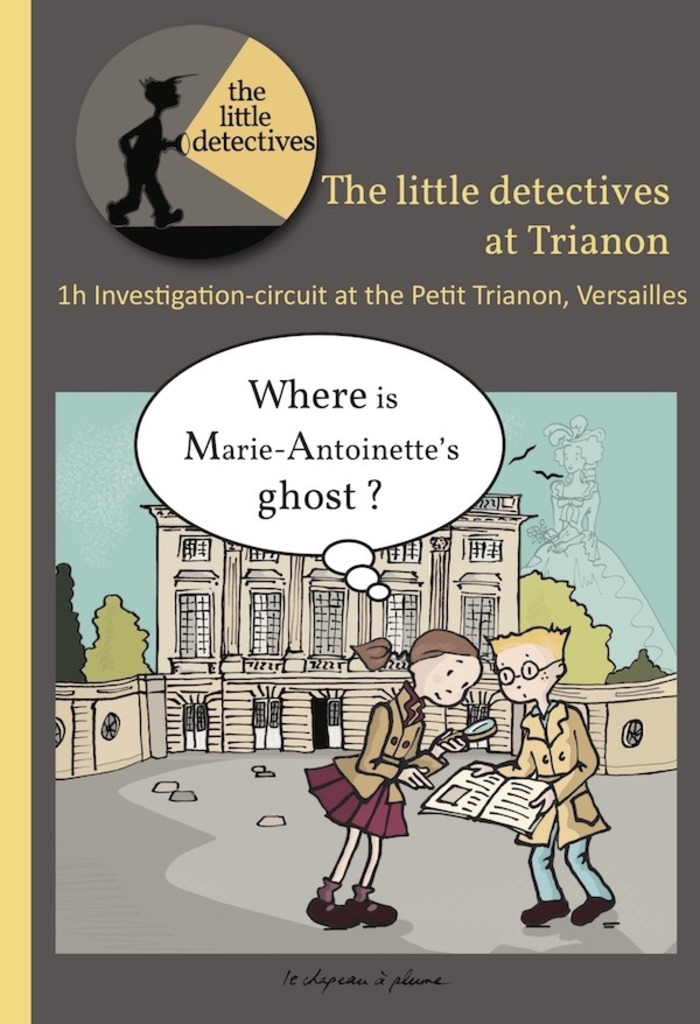 Journées du patrimoine 2019 - Investigation-circuit for children : the little detectives at Trianon