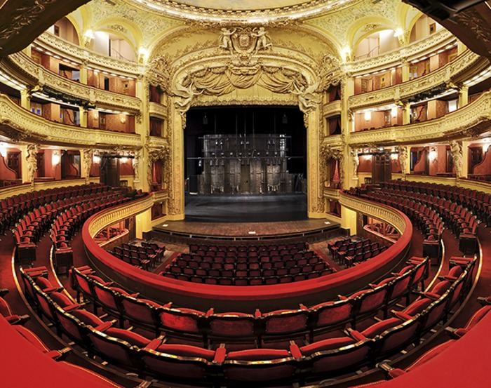 Journées du patrimoine 2020 - Visite théâtre + Central costumes – 1h30