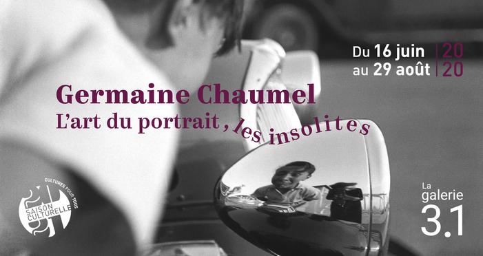 [Galerie 3.1] Germaine Chaumel -  L'art du portrait, les insolites