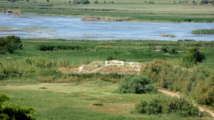 Journées du patrimoine 2020 - Inauguration de l'Itinéraire de Découverte Archéo-Histoire et Nature (IDAN) de la villa Temple de Vénus