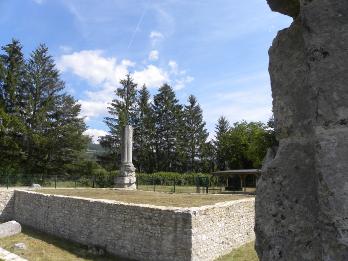 Journées du patrimoine 2020 - Visite commentée des vestiges du temple