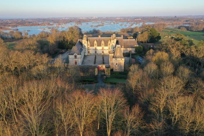 Journées du patrimoine 2020 - Visite libre du château de Goulaine