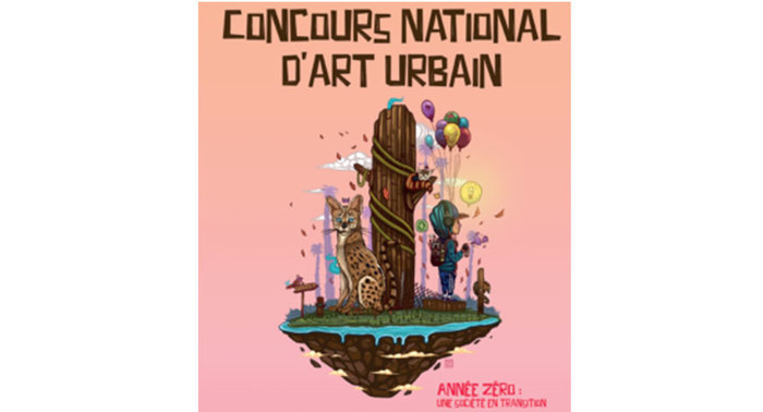 Vibrations urbaines : Concours Street Art