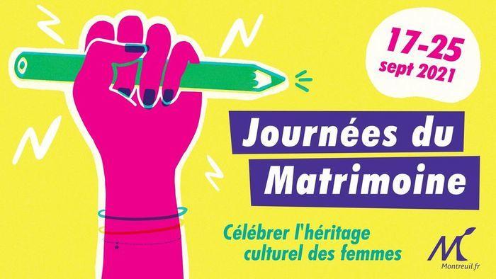 Ensemble, célébrons l'héritage culturel des femmes ! Pour la soirée d'ouverture des Journées du Matrimoine de Montreuil , la bibliothèque Robert-Desnos vous invite à des lectures et à un concert...