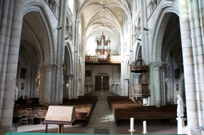 Journées du patrimoine 2020 - Visite libre de l'église Notre-Dame de Joinville